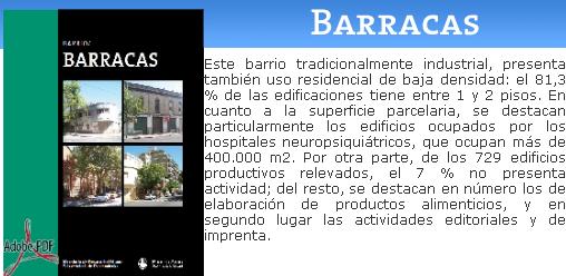 Barracas